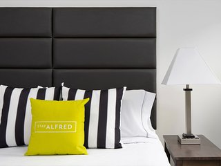 Whimsical Stay Alfred on 12th Street