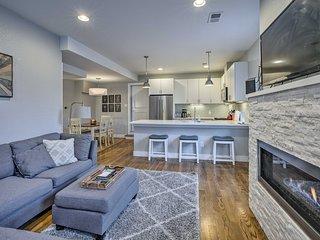 NEW! Luxury Denver Home w/Rooftop in Cherry Creek!