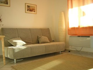 Cozy house in Tresnuraghes with Washing machine, Air conditioning, Terrace