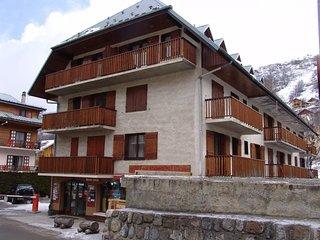 La Casse Blanche, Duplex avec balcon 6 personnes à 50 m des pistes