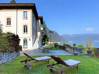 Villa Ortensia, amazing terrace on the Lake Como