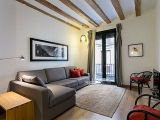 Nice apartment in the city center of BCN! 4 2