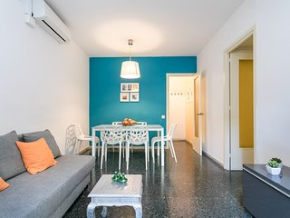 Charming apartment next to the Gaudi park Guell