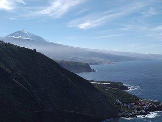 Best View Tenerife. Loft. Aparcamiento. Vistas al mar. Netflix.
