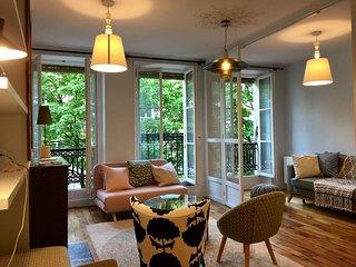 Luxury 3 Bedroom Apartment - Central Paris