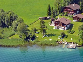 Austria holiday rental in Austrian Alps, Weissensee