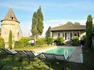 Offre Special Septembre Belle demeure du 18 siecle,  terrasse piscine, jardin