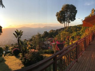Peaceful Cottage in Medellin - Breathtaking view