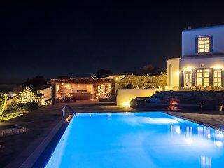 180° AegeanBlue Villa Ideal Retreat with Majestic Views