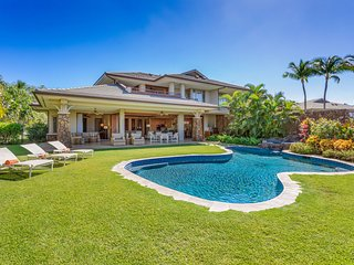 Escape to your own luxury private, tropical paradise, the Kaunaoa 7B at Mauna Ke