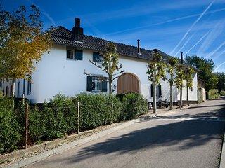 De Vakwerkloft in Valkenburg, logeren in een gerenoveerde koeienstal...