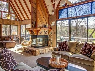 Woodlake Dr Chalet with Gold Course View