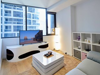 One Bedder with Pool  Melbourne CBD
