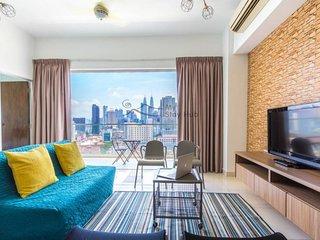 KLCC Instagrammable Scenery 3 Bedroom | Regalia Residence