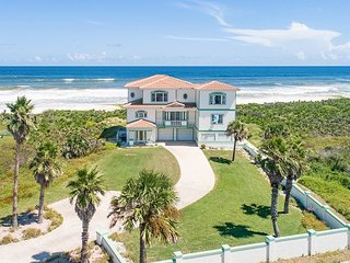 Immaculate Oceanfront Home w/ 2 Master Suites, Private Pool & 3 Balconies