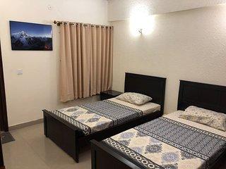 Tourist Twin Bedroom
