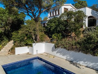 Calella de Palafrugell Holiday Home Sleeps 8 with Pool and WiFi - 5247008