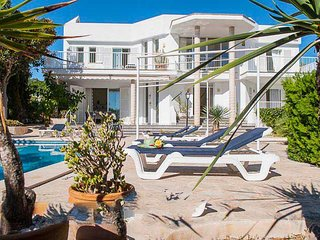 Cala Egos Villa Sleeps 8 with Pool Air Con and WiFi - 5000799