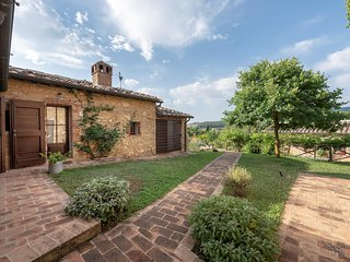 Country House in Casole d'Elsa ID 455