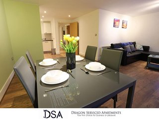 Broad Street Central 2 Beds Apartment