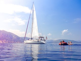 Explore the Greek Islands by Skippered Yacht Charter - Aegean Sailing Holidays