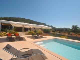 4 bedroom Villa in Santa Agnes de Corona, Balearic Islands, Spain - 5002440