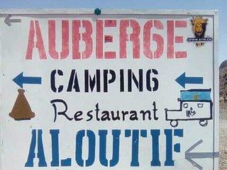 AUBERGE ALOUTIF - Au coeur de la piste d'Agoudal au Dades !!