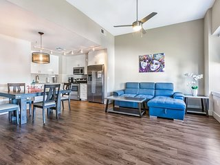 Urban luxury condo steps from French Quarter and Bourbon Street