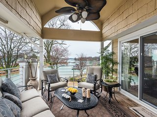 Luxury Waterfront - Lake Norman Getaway