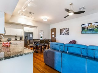 Stunning 2bd Penthouse w amazing Terrace near French Quarter