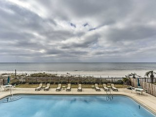 Condo w/Views & Balcony on Panama City Beach!