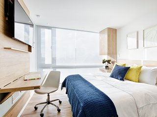 Urban Heights 204 - Trendy Studios in Exciting Chapinero Alto