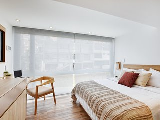 Urban Heights 301 - Trendy Studios in Exciting Chapinero Alto
