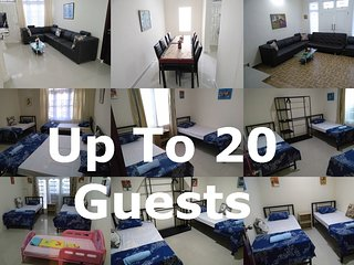 2 Connecting Apartments Nagoya Batam - For large groups