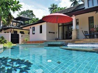 Banyan Pool Villa 1 Bang Por Beach – sleeps 8