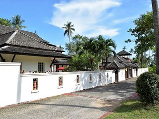 Banyan Pool Villa 2 - Sleeps 6 - Bang Por Beach