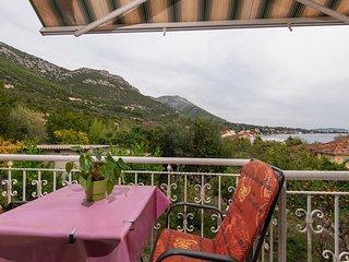 Apartments Klara-Gorjana - One bedroom Apartment with Balcony and Sea View (3)