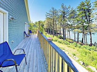 Beautiful New Condo w/ River Views at Sheepscot Harbour Resort
