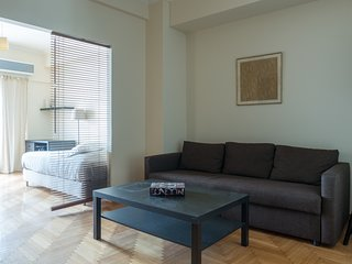 The Funky Rabbit 1BR central Athens by JJ Hospitality