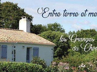 Chambres d'Hotes - Les Granges du Chiron