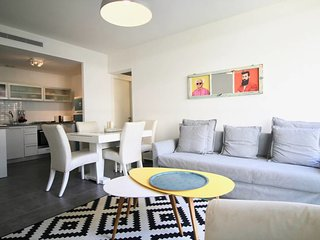 Florentin - 1 bedroom + Parking - Lovely and sunny