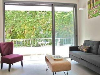 Shlomo Hamelech Garden View - Special 2Bedrooms