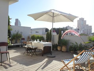 Sirkin 32-Roof Top Heaven-1bdm+Terrace