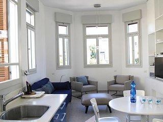 Neve Tsedek - Yehuda Ha-Levi - 2 Bedrooms balcony