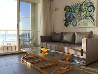 Trumpeldor BEACH FRONT-UNIT 54- Sea suite-balcony
