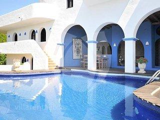 Amazing villa in Cala Moli Ibiza