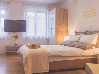 Studio apartment Wallas in Soca Valley