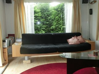 Come All the Way to Yourself in Chalet Ruth in Drenthe