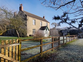 Papplewick Nottingham - Spacious Yet Cosy Self-Contained Rural Retreat!
