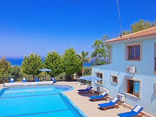 Villa Marilena Sunset Dio- Secluded Villa with Large 14m x 7m Private Pool